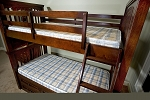 InnerSpace Plaid Bunk Bed Mattress