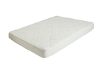 InnerSpace Luxury High Density Mattress with Zipper Cover