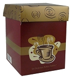 Coffee Masters Perfect Potful 6 Pack Gift Box